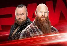 New match added to tonight's episode of Monday Night Raw