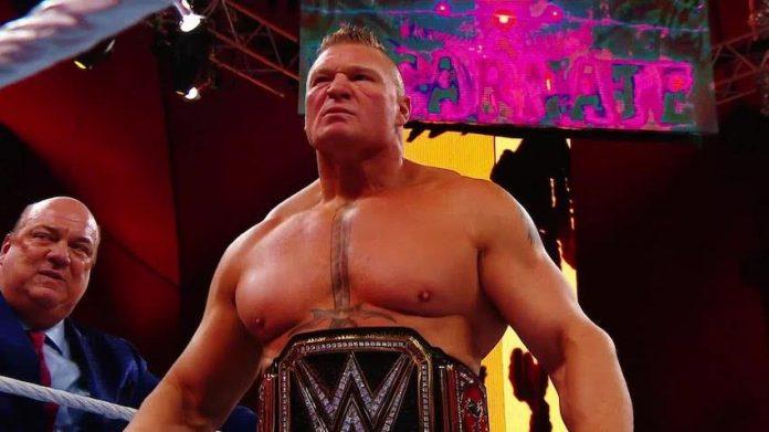 Brock Lesnar announced for Raw appearances