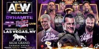 MGM Grand to host AEW Dynamite after Double or Nothing PPV
