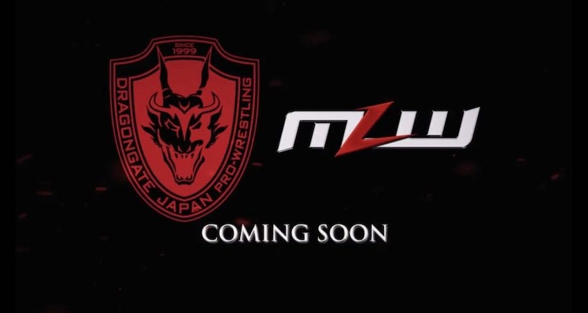 MLW announces a working relationship with Dragon Gate