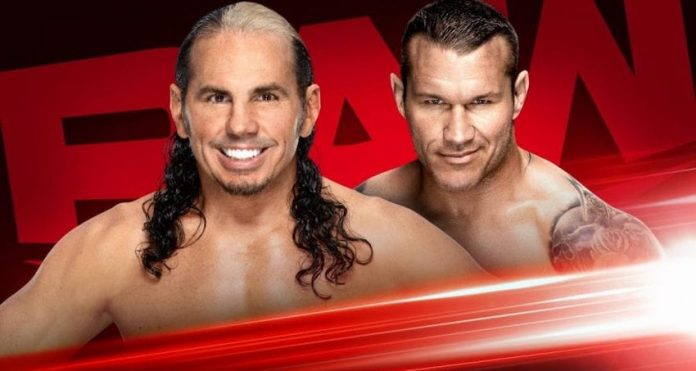 Two matches and a segment set for Raw this Monday in Everett, WA