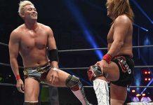 "NJPW Wrestle Kingdom mentioned in episode of ABC's ""Black-ish"""