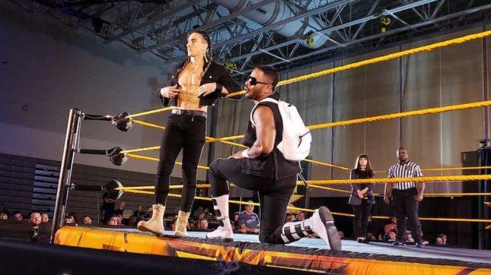 2/15 NXT Live Results: Fort Pierce, Florida