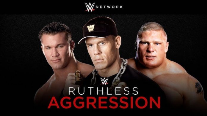 New Ruthless Aggression docuseries set to debut this Sunday on the WWE Network