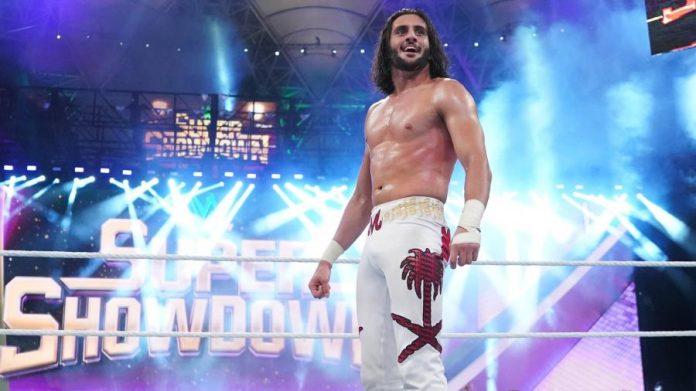 Mansoor at Super ShowDown
