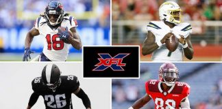 XFL Updated Ratings and Attendance