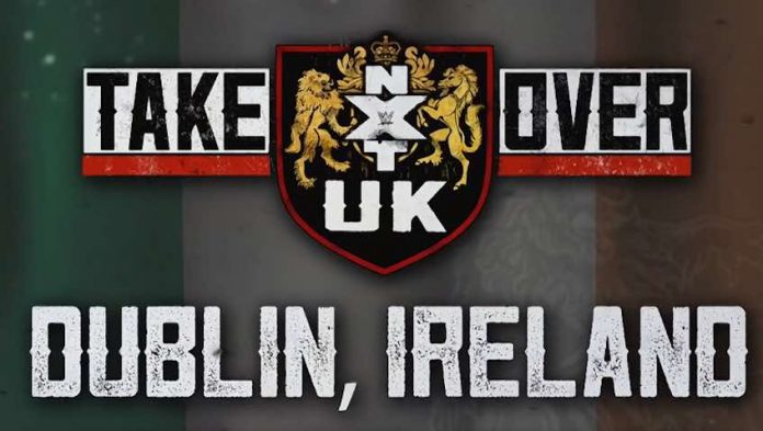 NXT UK TakeOver Event set for Ireland on Sunday, April 26