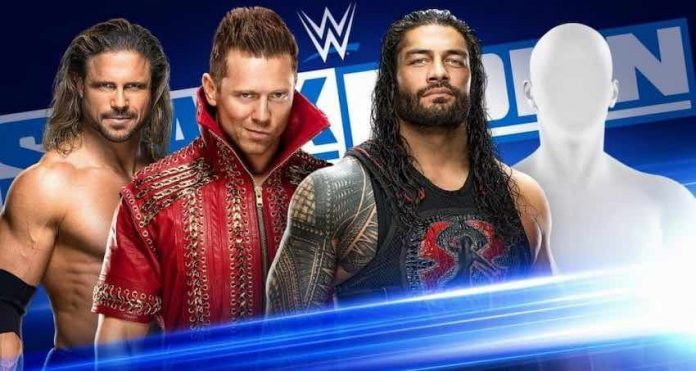 WWE announces huge tag team match for SmackDown on FOX