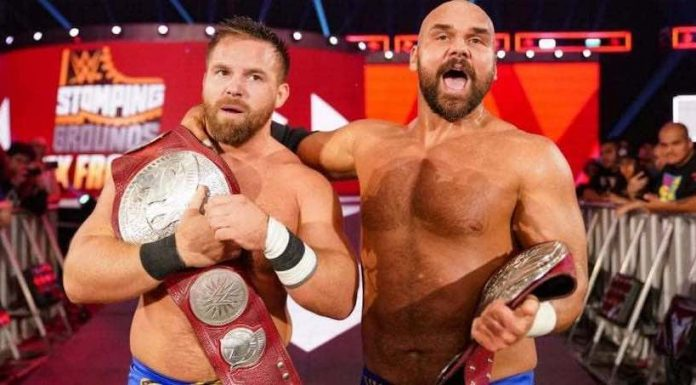 WWE files for new trademarks for The Revival's original tag team name