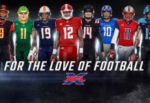 Houston to host 2020 XFL Championship Game Sunday, April 26