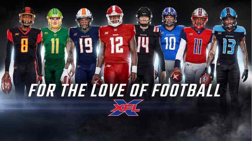 Houston to host 2020 XFL Championship Game Sunday, April 26
