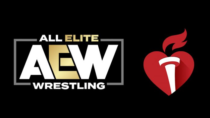 AEW and American Heart Association
