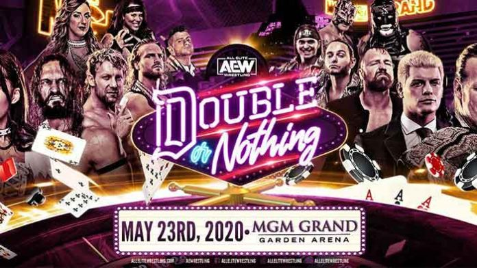 Double or Nothing returns