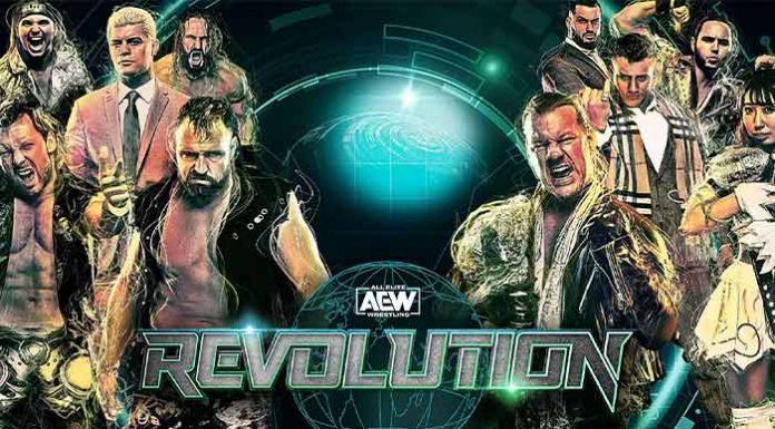 AEW Revolution Preview