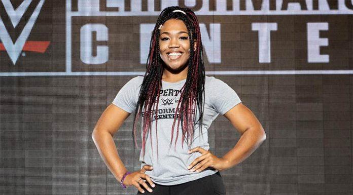 Aja Perera signs with WWE