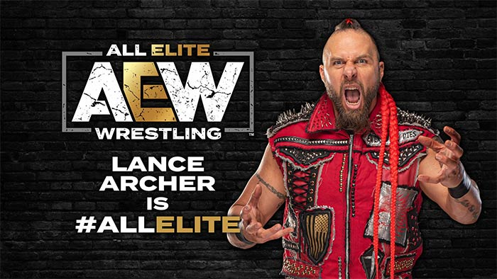 Lance Archer signs with AEW