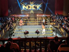 NXT Live Results
