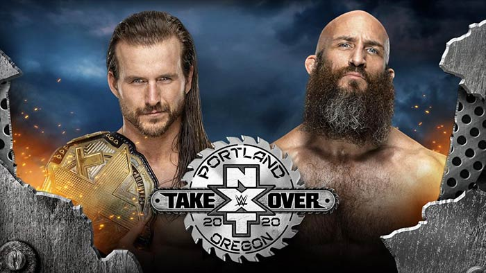 NXT TakeOver: Portland Results