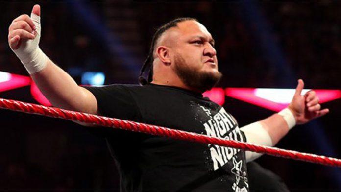Samoa Joe suffers concussion