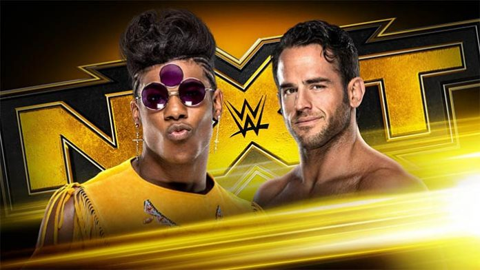 NXT Steel Cage Matches