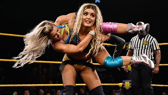Taynara Conti leaves WWE