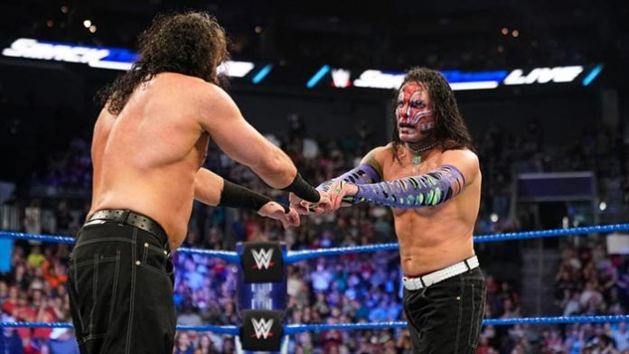 The Hardy Boyz contract updates