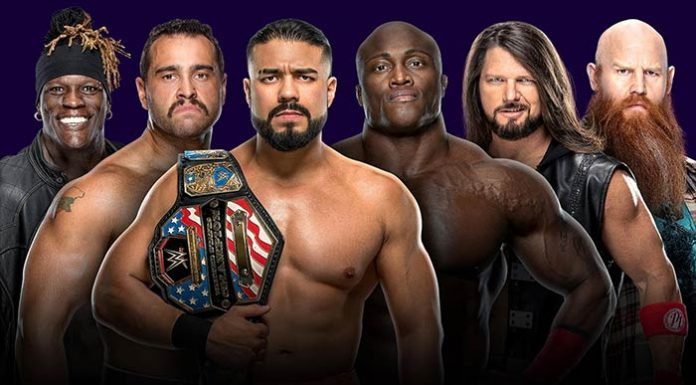 WWE Super ShowDown card