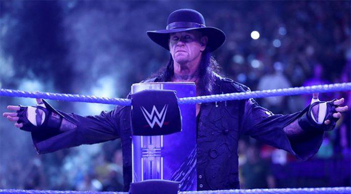 Undertaker heading to Saudi Arabia