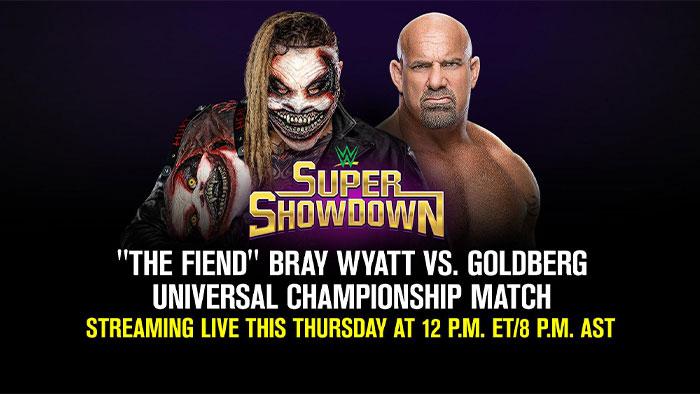 WWE Super ShowDown Preview