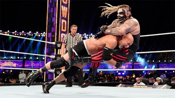 WWE Super ShowDown Results