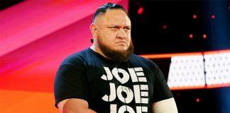 WWE suspends Samoa Joe