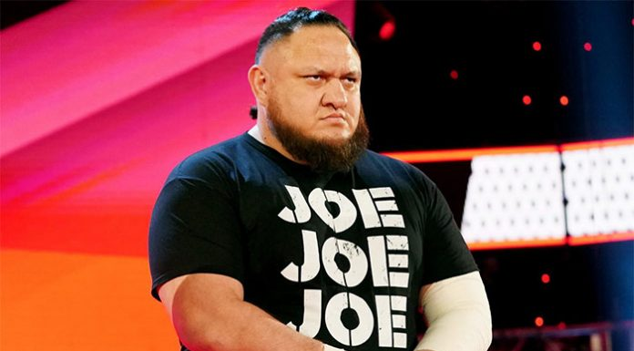 WWE suspends Samoa Joe