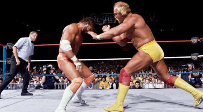 WWF WrestleMania V Results
