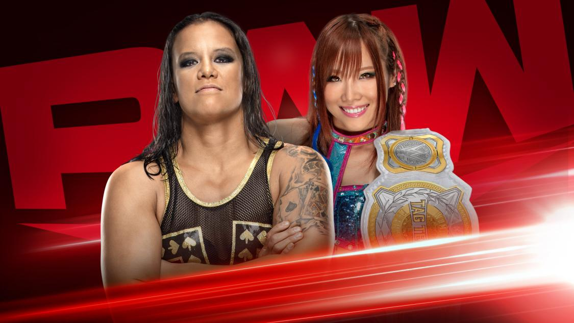 Asuka out with injury