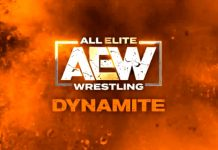 AEW moves taping location