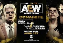 AEW announces tag match for Dynamite; AEW applies for new trademarks