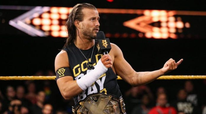 Adam Cole has set the record as longest reigning NXT Champion