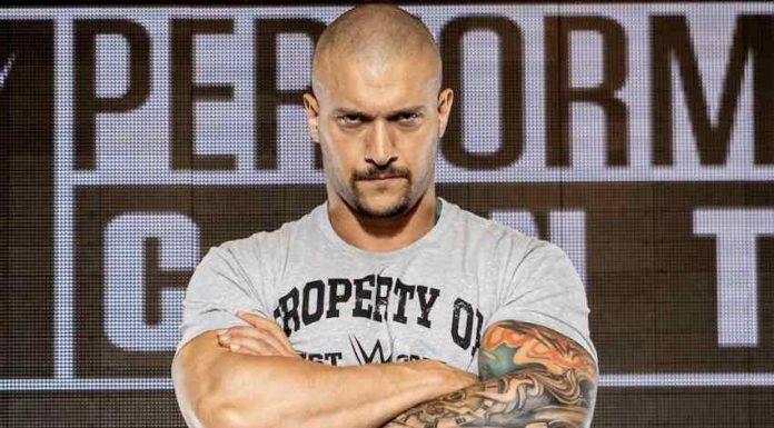 Killer Kross appears on Wednesday's WWE NXT
