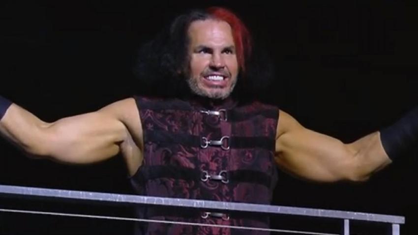 """Broken"" Matt Hardy makes his AEW debut on Dynamite"