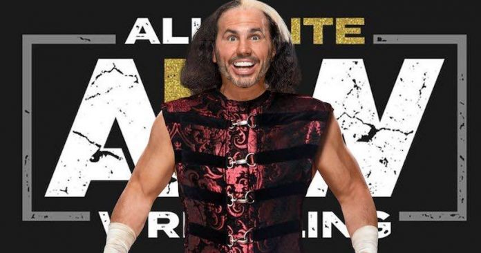 Matt Hardy comments on signing with AEW and his debut