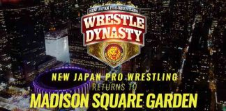 NJPW releases new promo video for Wrestle Dynasty