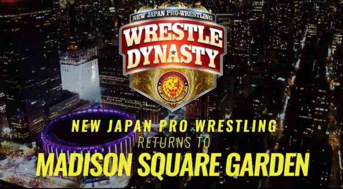 NJPW releases new promo video for Wrestle Dynasty