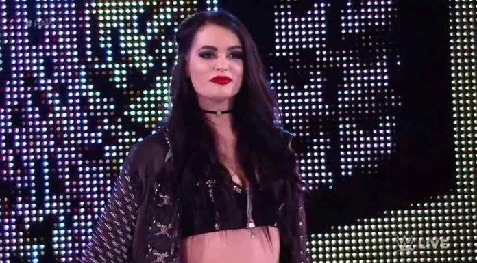 Paige apologizes for missing last night's episode of SmackDown