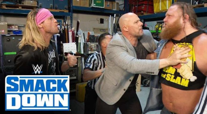 SmackDown Ratings down for March 27 episode