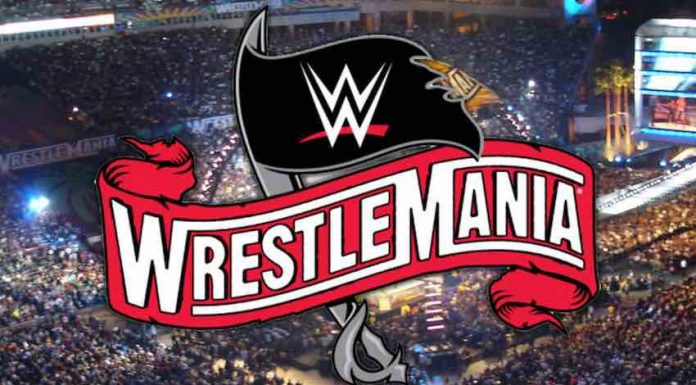 Tampa Bay issues statement on WrestleMania 36