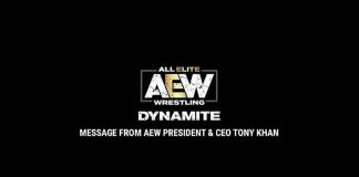 Tony Khan announces AEW Blood and Guts Match is postponed