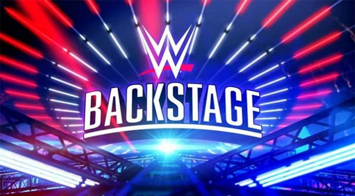 FS1 suspends WWE Backstage production