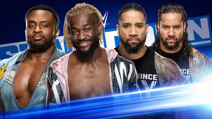 Tag team match set for SmackDown, winner goes to WrestleMania 36