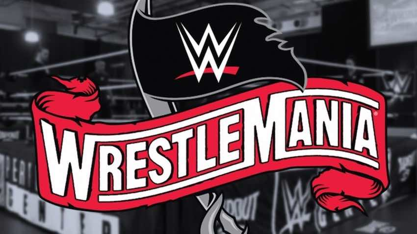 WWE reportedly applies to trademark new slogans for WrestleMania 36