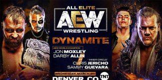 AEW Dynamite Preview